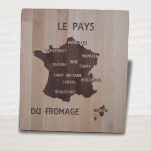 """planche """"fromage"""""""